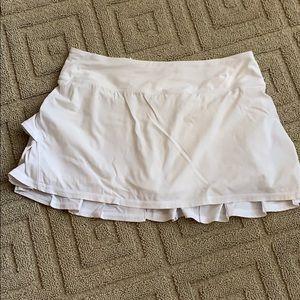 Lulu tennis/running skirt
